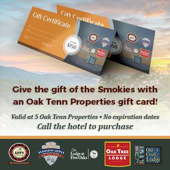 Oak Tenn Properties giftcard